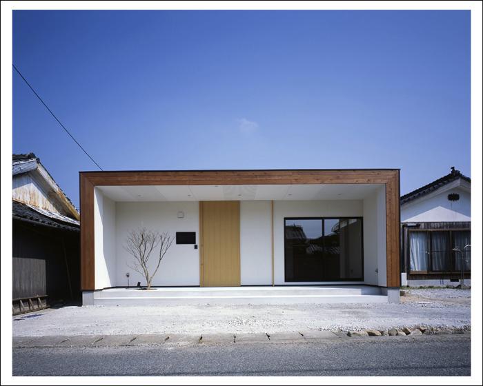 画像:長門の家