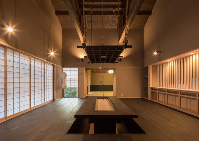 画像:湯田の家
